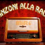 Canzoni alla radio